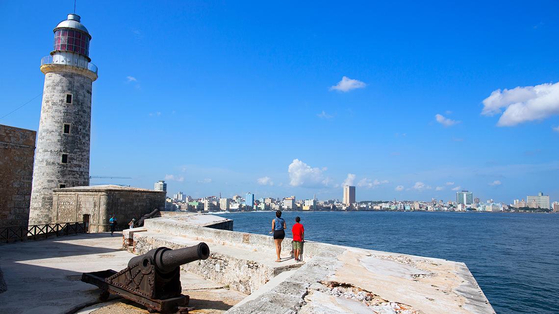 El Morro Fortress, Havana