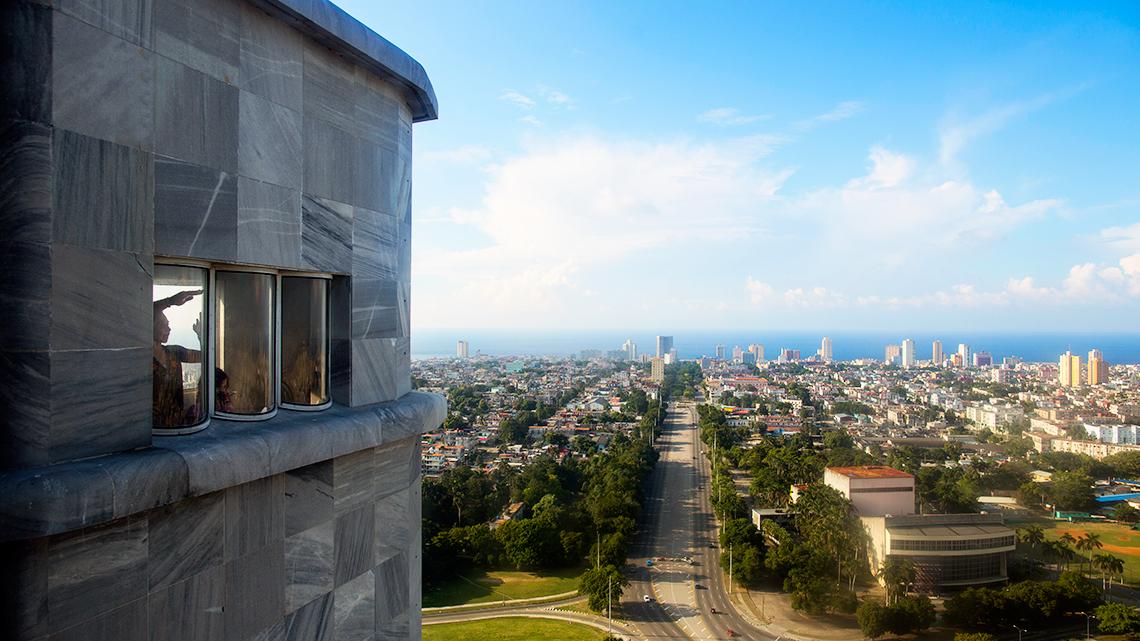 Plaza de la Revolución Tower, Havana