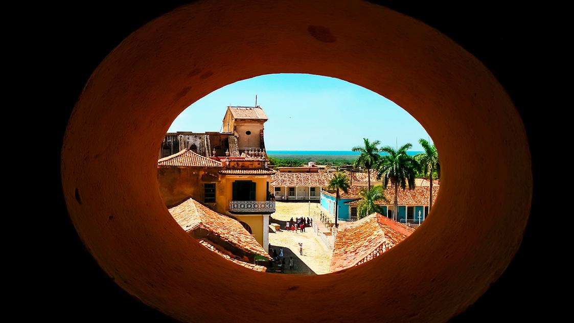 Convento de Francisco de Asis Bell Tower, Trinidad