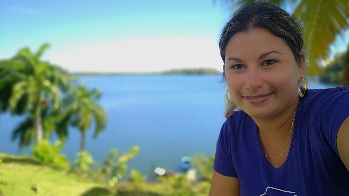 Dainelis - Cubania Travel