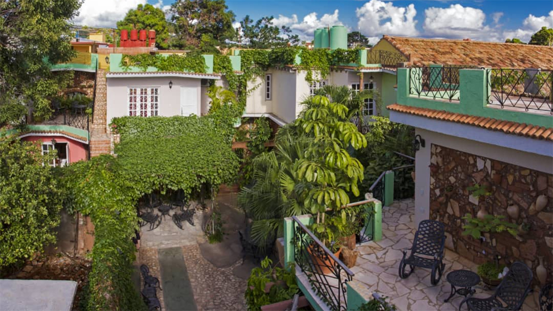 Casa Osmary y Alberto - Town and country appeal