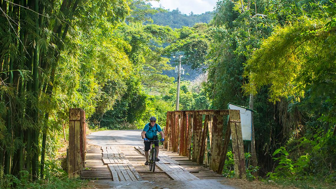 Bike Packing - DIY cycle tour of western Cuba
