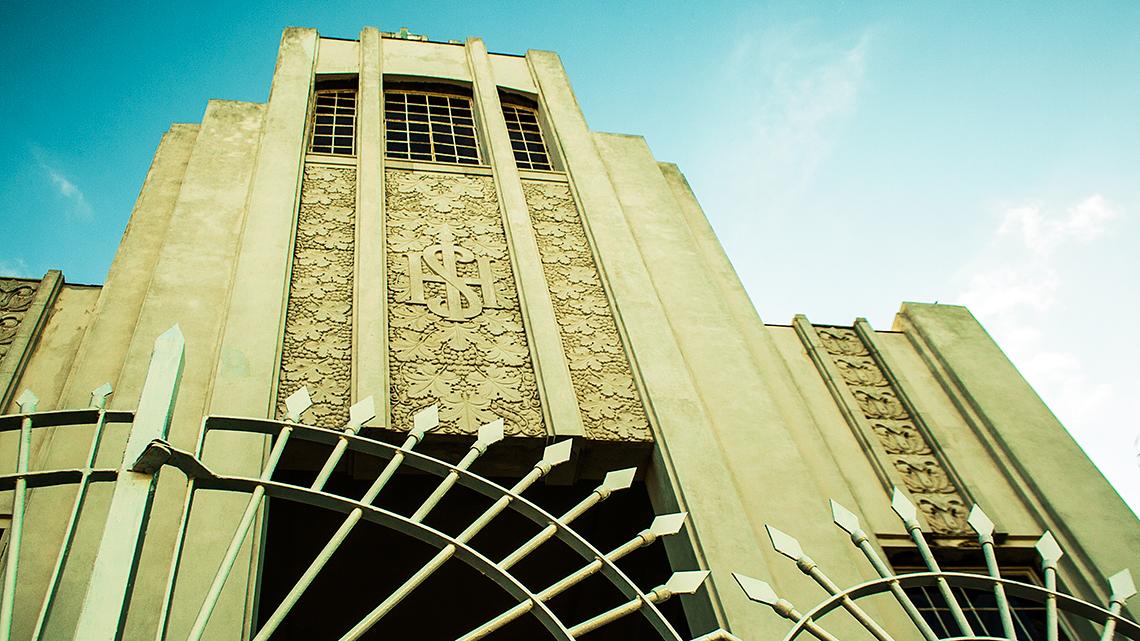 Iglesia Metodista Universitaria in Vedado