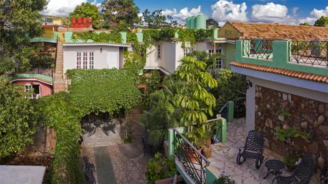 Casa de Osmary y Alberto, a nice B&B or homestay in Trinidad