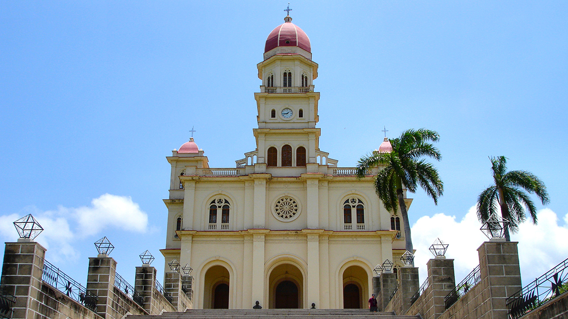 Basilica of Our Lady of Charity of El Cobre