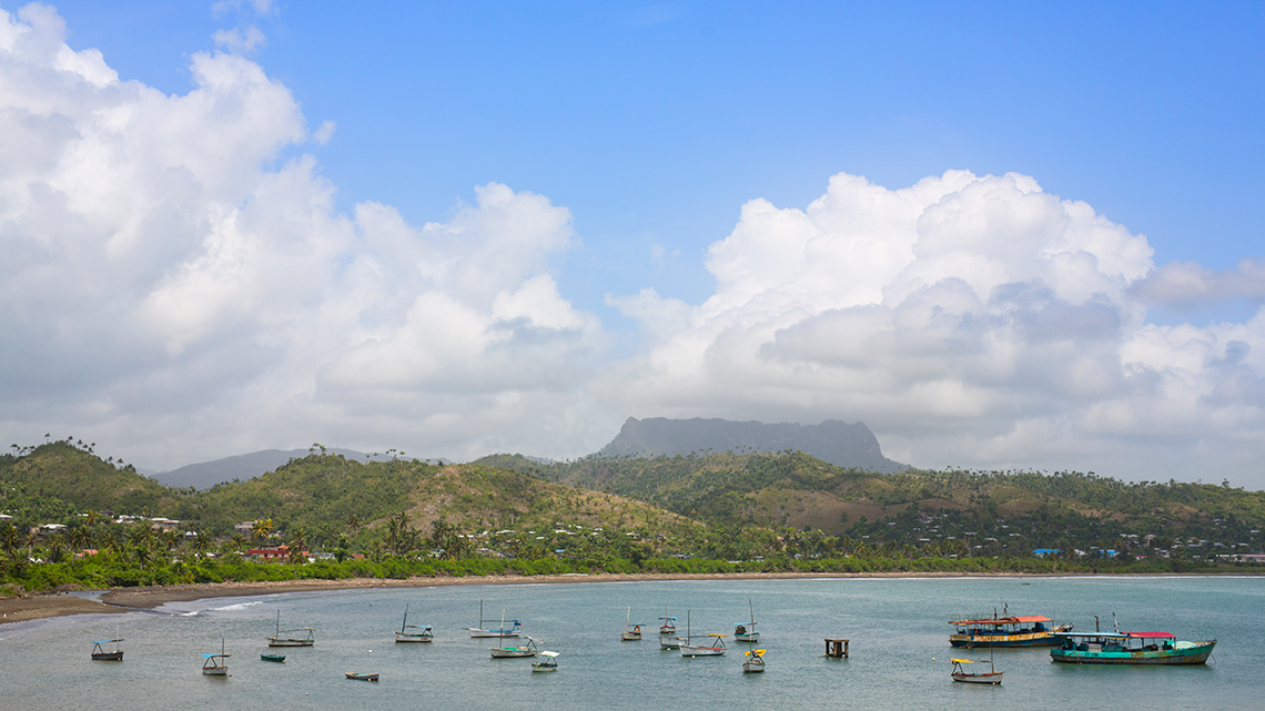 El Yunque, symbol of Baracoa