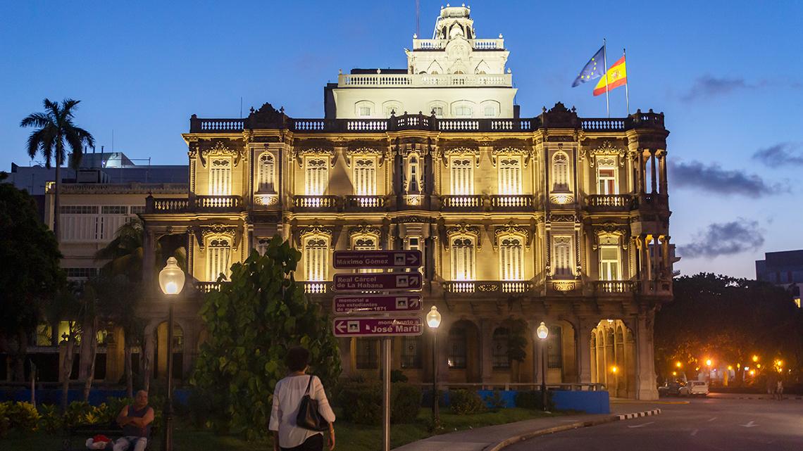 Palacio Velasco - Sarra (Velasco - Sarra Palace)
