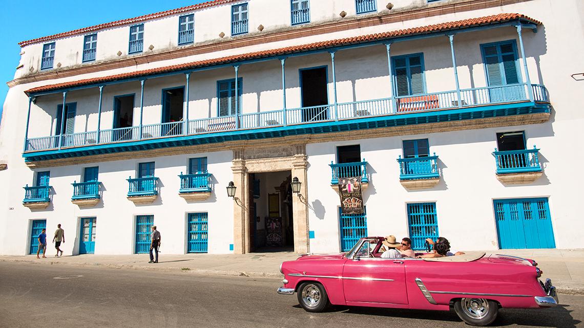 Palacio de la Artesania (Crafts Palace)