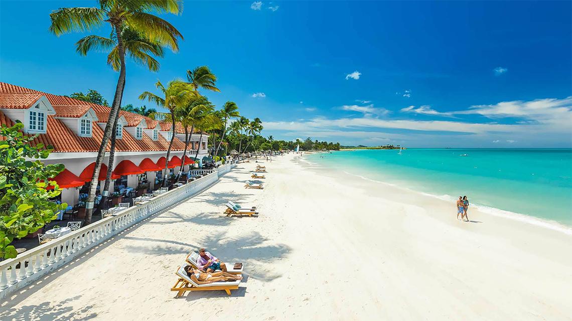 Sandals Grande Antigua Resort & Spa, Dickenson Bay, Antigua