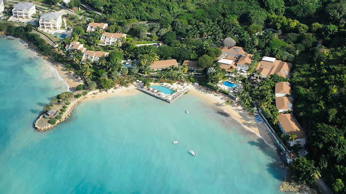 Blue Waters Resort & Spa, St John's, Antigua