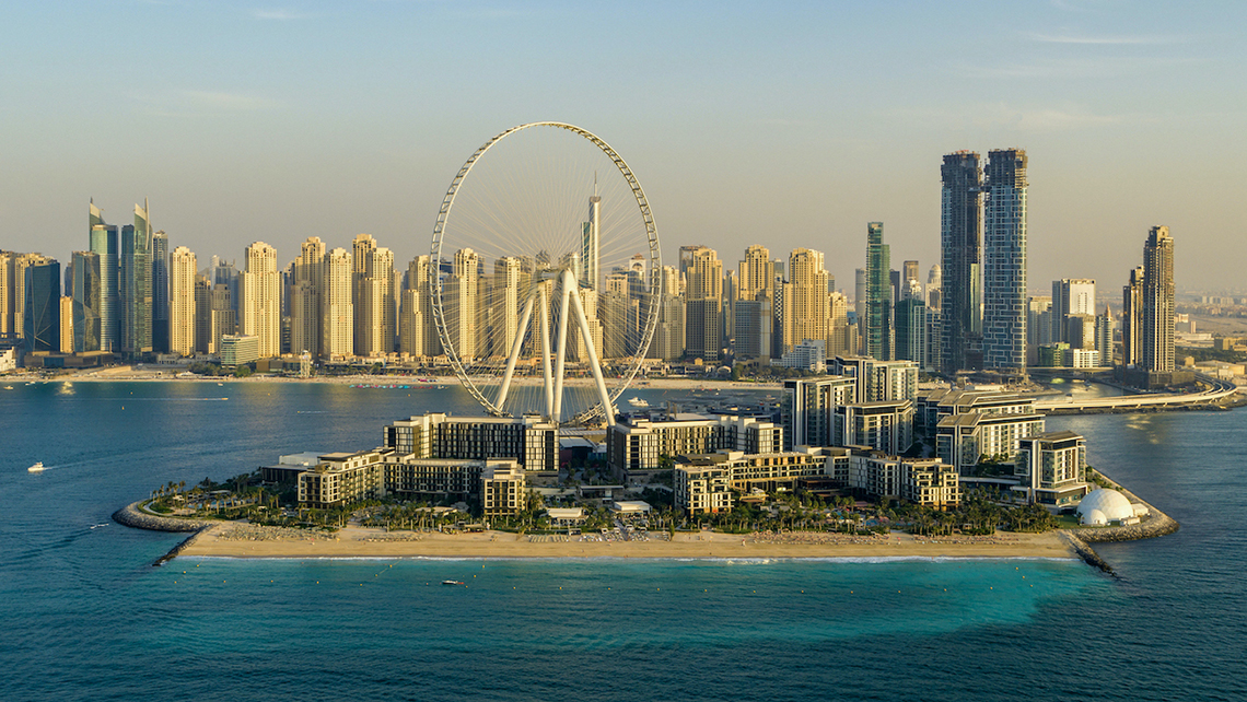 Caesars Bluewaters Dubai in Bluewaters Island
