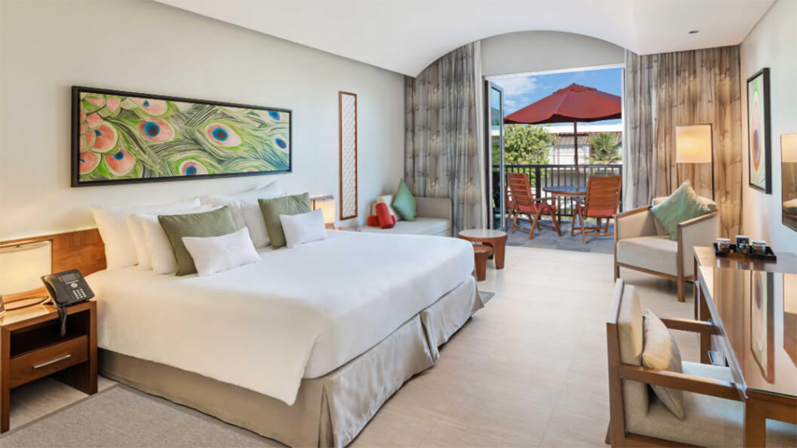 Lovely room at JA Palm Tree Court